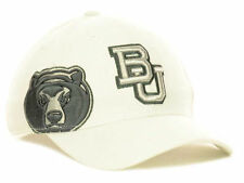 BU Baylor Bears Top of the World NCAA White Flexfit Hat Cap Lid size OSFM $28