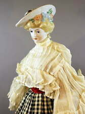 EMMA CLEAR  'GIBSON GIRL'  DOLL