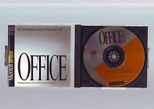 MICROSOFT OFFICE PROFESSIONAL for WINDOWS 3.1/NT - WORD_ACCESS_EXCEL_POWERPOINT