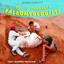 Fossil Finders: Paleontologists (Extreme Scientists)-ExLibrary