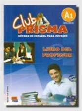 Club Prisma A1 - Libro del profesor + CD #W#