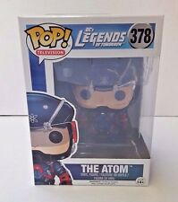 Funko Pop! THE ATOM DC Legends of Tomorrow Television #378 Vinyl Figure IN STOCK