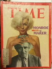 Time Magazine Marylyn Monroe meets Mailer July 16, 1973  6
