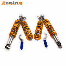 COILOVER for VW GOLF MK1 CABRIO ADJUSTABLE SUSPENSION KIT COILOVERS TPD
