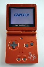 Pokemon Center Charizard Limited Special Edition Game Boy Advance SP System