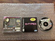 R-Types (Sony PlayStation 1, PS1) Complete
