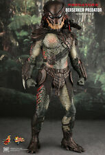 HOT TOYS 1/6 PREDATORS MMS130 BERSERKER PREDATOR MASTERPIECE ACTION FIGURE UK