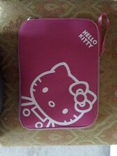 Hello Kitty Lap Top / Tablet Case Pink New