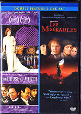 House of Mirth / Les Miserables (DVD 2-Disc Set)  NEW