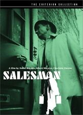 CRITERION COLLECTION: SALESMAN (1969) - DVD - Region 1 - Sealed