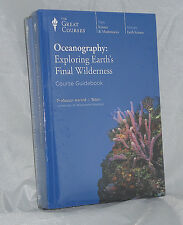 NEW DVD's 36 Lect Oceanography Exploring Earth's Final Wilderness Great Courses