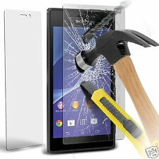 100% Genuine Tempered Glass Film Screen Protector for Sony Xperia M2