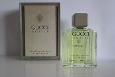 GUCCI NOBILE AFTER SHAVE 120 ML / 4 FL.OZ SPLASH