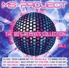 MS Project - The 80's Remixes Collection Vol.1 *CD*NEU*