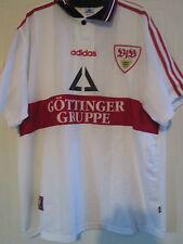 VfB Stuttgart 1998-1999 Home  Football Shirt Size XL /39460