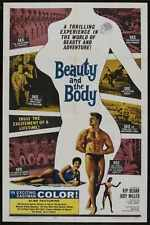 Beauty And Body Poster 01 Metal Sign A4 12x8 Aluminium
