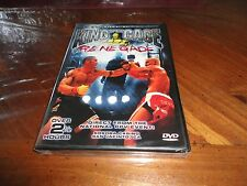 King of the Cage Renegade DVD - MMA Muay Thai Jiu Jitsu Wrestling - John Alessio