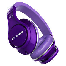 Bluedio UFO High-End Bluetooth Wireless&Wired HiFi Headphones 8Tracks&3D Headset