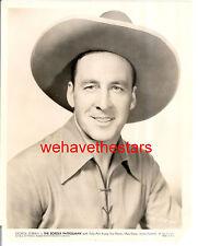 Vintage George O'Brien QUITE HANDSOME COWBOY '36 Publicity Portrait