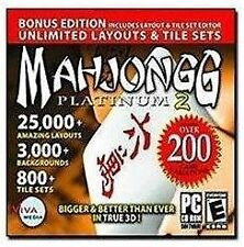 Mahjongg Platinum 2 Viva Media Video Game