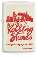 Zippo rolling stones New york City June 1975 Cover 2003528 nouveau briquet