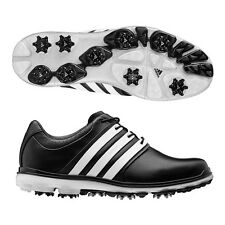 Adidas Pure 360 LTD Mens Golf Shoes Q46891 NEW Black/Wh Size 12 Med $250 Retail