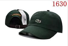 Polo Style Unisex Sport Baseball Cap Adjustable Cotton Hat With Crocodie Logo