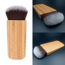 Neuf Kabuki Pinceau Brosse Maquillage Fard Joues Fond Teint Poudre Visage Outil