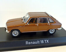 Renault 16 TX brown, 1976, NOREV, 1:43