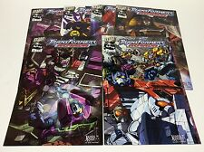 TRANSFORMERS ARMADA #1-6 (DREAMWAVE PRODUCTIONS/021658) COMPLETE SET LOT OF 6