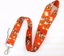 New 1 Pcs Disney Minnie Lanyards Cell Phone PDA Key ID Strap Charms H272
