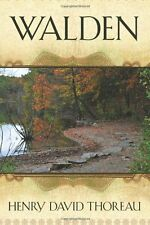 Walden by Henry David Thoreau, (Paperback), Empire Books , New, Free Shipping