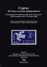 CYPRUS: 40 YEARS ON FROM INDEPENDENCE