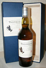TALISKER 25 YEARS 2008 54,2% bottle No. 5715 of 9708 - Isle of Skye