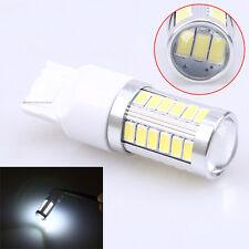 T20 7443 7440 5730 SMD 33 LED White Brake Turn Signal Fog Rear Light Bulb Lamp