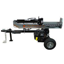Dirty Hand Tools 27-Ton Horizontal / Vertical Gas Log Splitter