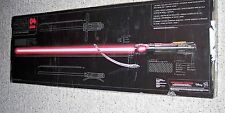Star Wars Force Awakens KYLO REN FORCE FX LIGHTSABER New In Stock