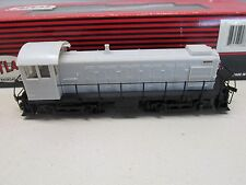 ATLAS # 8825 ~ UNDECORATED  ALCO  S-3 POWERED LOCOMOTIVE ~HO SCALE