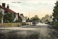 Denton near Grantham. Village in Woodbury Series # 1882.