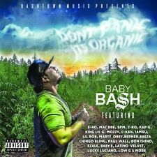 Don't Panic It's Organic - Baby Bash (2016, CD NIEUW) Explicit Version