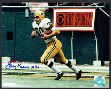 Larry Krause signed autograph 8x10 photo Former Green Bay Packer Running Back