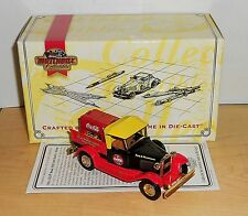MATCHBOX Collectibles YPC05 COCA-COLA BRAND - 1930 FORD MODEL A PICKUP