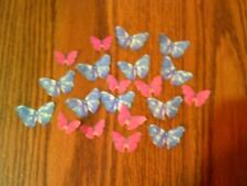 Pretty Little Butterfly - 20 - Iron-On Fabric Appliques.