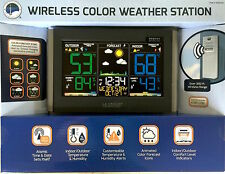 NEW! La Crosse Wireless Color Weather Station Model C85845