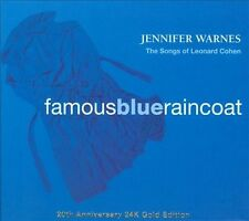 Famous Blue Raincoat: The Songs Of Leonard Cohen [Digipak] by Jennifer Warnes...