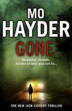 Gone, Mo Hayder