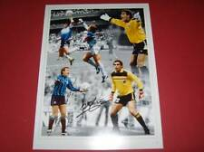 Peter Shilton England  Forest Derby Legend signed photo mount COA EPS