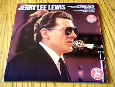 """JERRY LEE LEWIS - GREAT BALLS OF FIRE  7"""" VINYL EP PS"""
