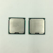 2pcs Intel Xeon X5482 3.2GHz 12M 1600M Quad-Core SLANZ Socket 771 CPU