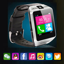 Gv08 Bluetooth Smart Watch Relojes Inteligentes Phone For iphone Samsung Android
